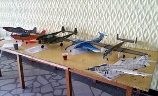 Юные краматорские авиамоделисты победили на чемпионате области
