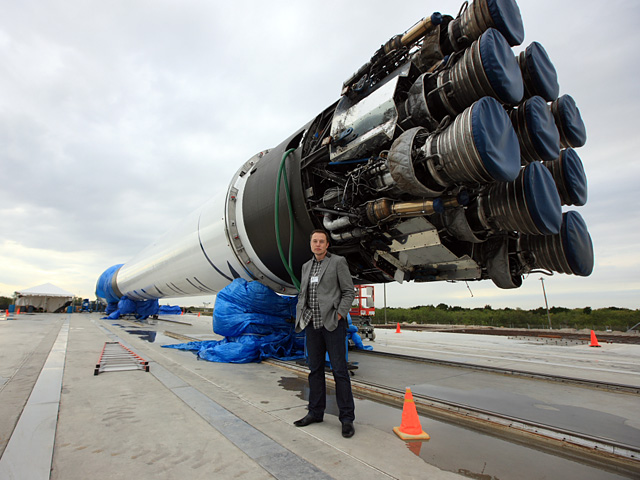 Руководство SpaceX рассказало о грандиозных планах