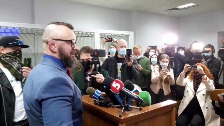 Дело Шеремета: Суд отпустил подозреваемого Антоненко под домашний арест