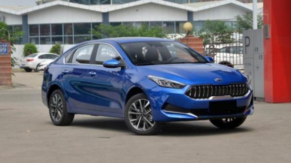 Начались продажи электрического седана Kia Cerato EV –