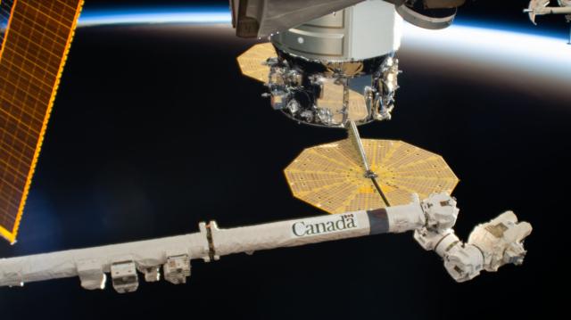 GISMETEO: Космический мусор повредил канадский манипулятор на МКС – КОСМОС  